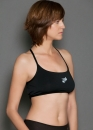 SPORT BRA BEAUTY NEGRO